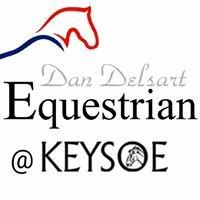 Dan delsart equestrian - French showjumper