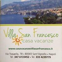 Casa Vacanze Villa San Francesco