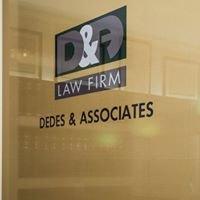 Dedes & Associates- Law Firm