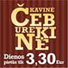Kavine Čeburekinė - Šopeno 3