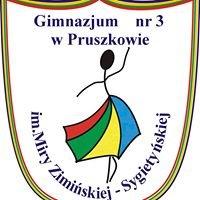 Samorząd Uczniowski - Publiczne Gimnazjum nr 3 w Pruszkowie