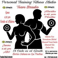 Personal Training Fitness Studio