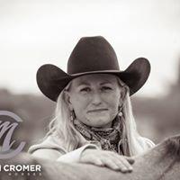 Morgan Cromer Cutting Horses