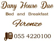 Bed and Breakfast Dany House Due Firenze