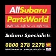 AllSubaru PartsWorld
