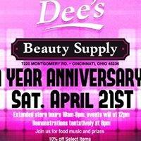 Dee's Beauty Supply