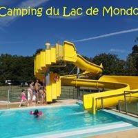 Camping du Lac de Mondon