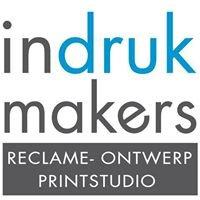 Indrukmakers reclame ontwerp  printstudio
