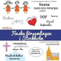 Svenska kyrkan - Finska församlingen - Suomalainen seurakunta