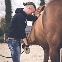 Pferdephysiotherapeutin Andrea Ortwein