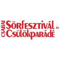 Csabai Sörfesztivál és Csülökparádé official