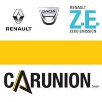 CarUnion GmbH-Ihr Renault- und Dacia-Haupthändler