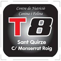 Terranova CNC 8 Sant Quirze del Vallès