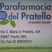 Parafarmacia Del Pratello Dott.ssa Daniela Cavalieri