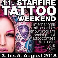 Starfire Tattoo Weekend Münster
