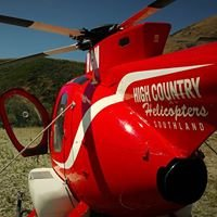 High Country Helicopters