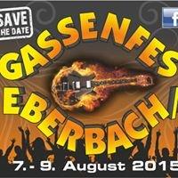 Gassenfest Eberbach - Hüttenfreunde