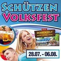 SCHÜTZEN- und VOLKSFEST Fulda!