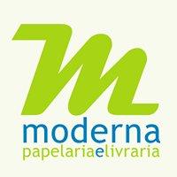 Moderna - Papelaria e Livraria