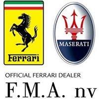 Ferrari Maserati Antwerp