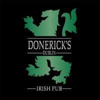 The Real Donericks Pub Dublin