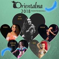 Orientalna Kontrabanda - Opolski Festiwal Belly Dance