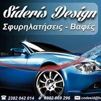 Sideris Design