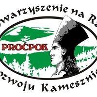 """Stowarzyszenie na Rzecz Rozwoju Kamesznicy """"PROĆPOK"""""""