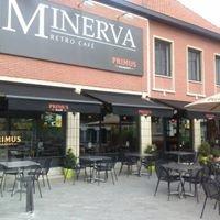 Retro cafe Minerva