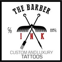 The Barber Ink Tattoo