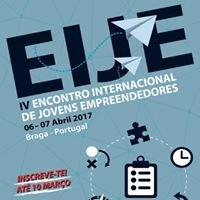 EIJE- Encontro Internacional de Jovens Empreendedores