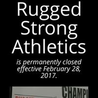 RUGGED STRONG ATHLETICS