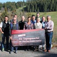 Die Tagungsmacher im Hochschwarzwald