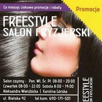 Salon fryzjerski Freestyle