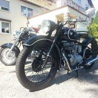 Mein Motorrad - MUSEUM Sächsische Schweiz an der Rennstrecke