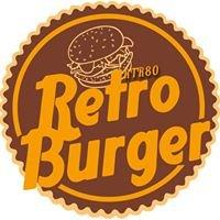 RTR80 Retro Burger