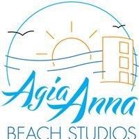 AGIA ANNA BEACH Studios