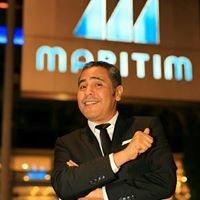 Jerry Canizales in Life Style Bar Maritim Hotel Frankfurt