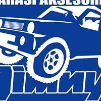Garasi Aksesoris Jimny