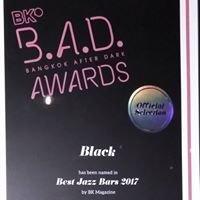 Black - The Jazz Spot