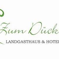 """Landgasthaus & Hotel """"Zum Dückerstieg"""""""