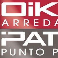 OIKOS store & PATOS punto parquet