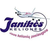 JANIKES KELIONES