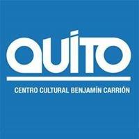 Centro Cultural Benjamín Carrión