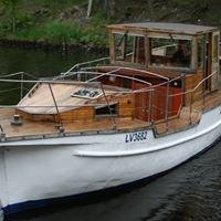 """The Ship """"Didzis"""""""