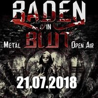 Baden in Blut Metal Open Air