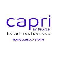 Capri by Fraser Barcelona
