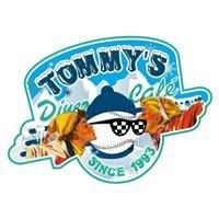 Tommy's Diner Lyon Carré de Soie