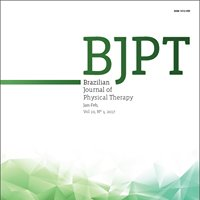 Brazilian Journal of Physical Therapy