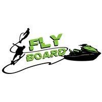 Flyboard/Žmogus Raketa